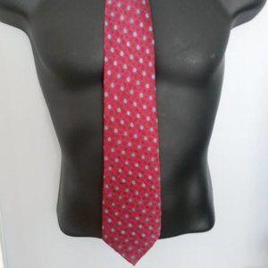 Perry Ellis Portfolio Necktie 100% Silk